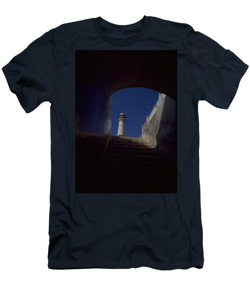 Taj Mahal Detail Men's T-Shirt (Athletic Fit)