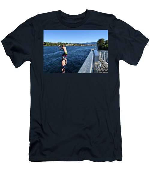 Take Our Picture 3 Men's T-Shirt (Athletic Fit)