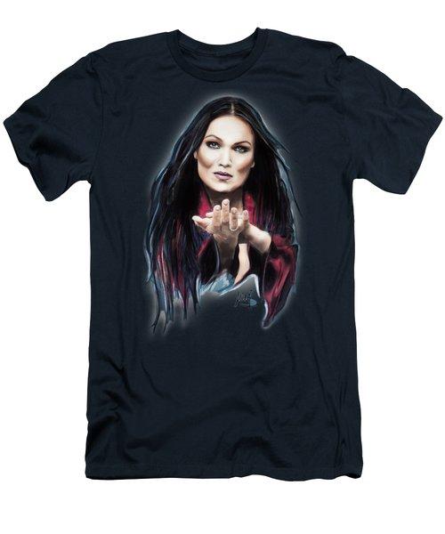 Tarja Turunen Men's T-Shirt (Athletic Fit)