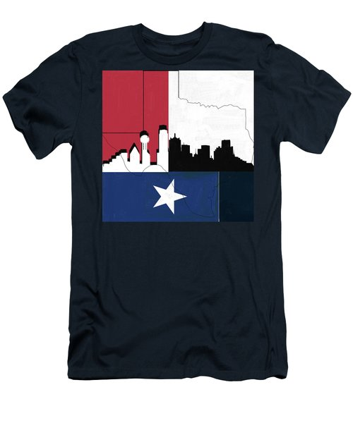 Texas 542 3 Men's T-Shirt (Athletic Fit)