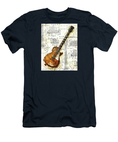 The 1955 Les Paul Custom Men's T-Shirt (Athletic Fit)