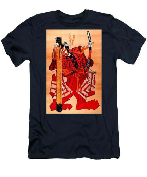 The Age Of The Samurai 04 Men's T-Shirt (Athletic Fit)