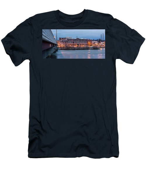 Men's T-Shirt (Slim Fit) featuring the photograph The Allure Of Old by Everet Regal