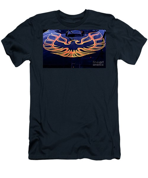 The Bird - Pontiac Trans Am Men's T-Shirt (Athletic Fit)
