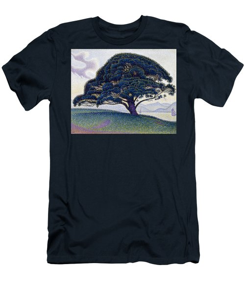 The Bonaventure Pine  Men's T-Shirt (Athletic Fit)