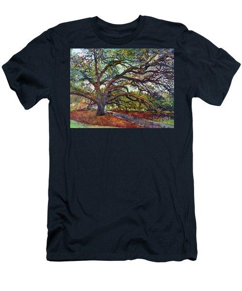 The Century Oak Men's T-Shirt (Athletic Fit)