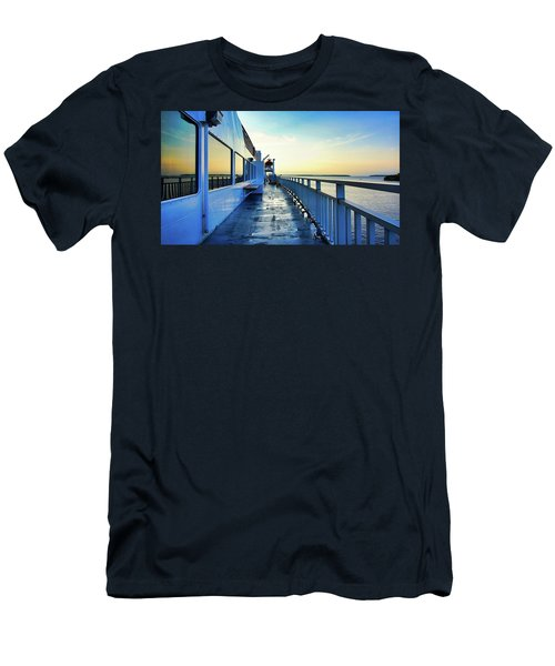 The Chi-cheemaun Men's T-Shirt (Athletic Fit)