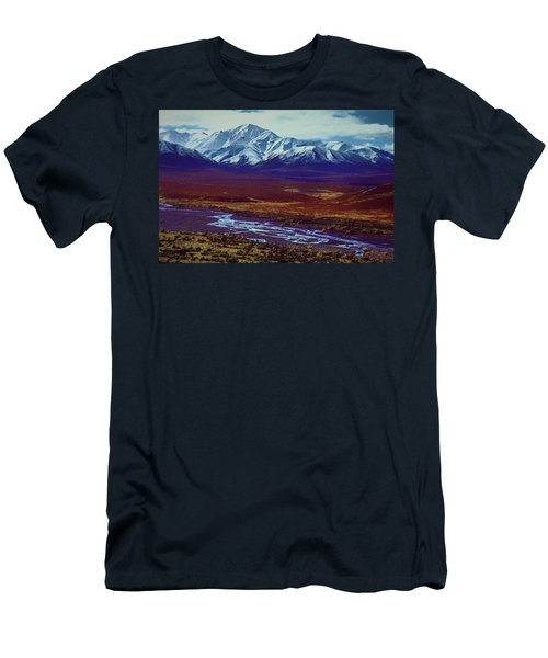 The Colors Of Toklat River Men's T-Shirt (Athletic Fit)