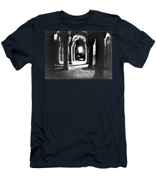 The Crypt Men's T-Shirt (Athletic Fit)