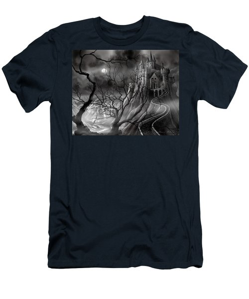 The Dark Castle Men's T-Shirt (Athletic Fit)
