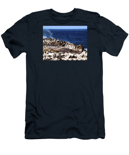 The Dragons Teeth II Men's T-Shirt (Slim Fit) by Patricia Griffin Brett