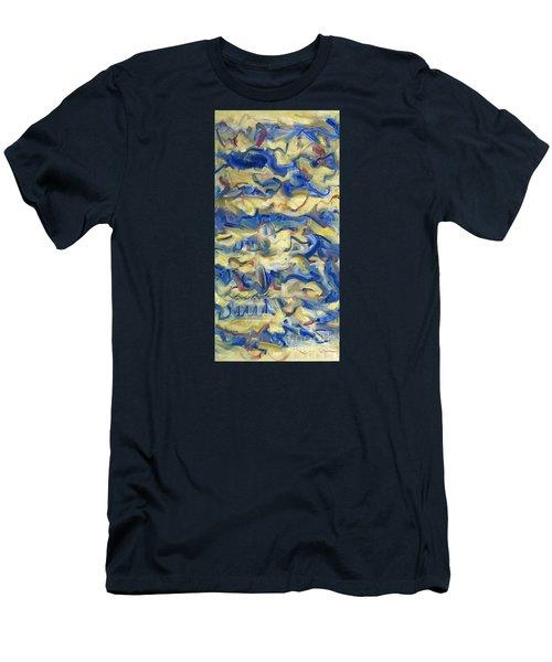 The Dream Stelae / Amenhotep IIi Men's T-Shirt (Athletic Fit)