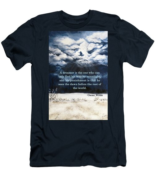 The Dreamer Men's T-Shirt (Athletic Fit)
