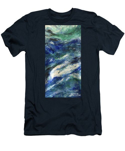The Elements Water #4 Men's T-Shirt (Athletic Fit)