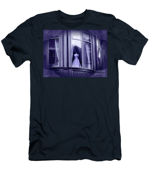 The Fading Scent Of Lavender Men's T-Shirt (Athletic Fit)