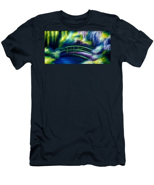 The Gardens Of Givernia Men's T-Shirt (Athletic Fit)
