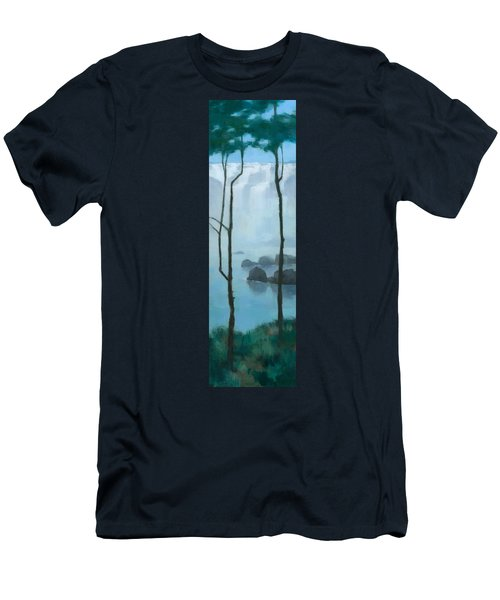 The Gathering Iguazu Falls Men's T-Shirt (Athletic Fit)