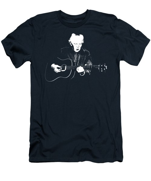 The Guitarist Men's T-Shirt (Athletic Fit)