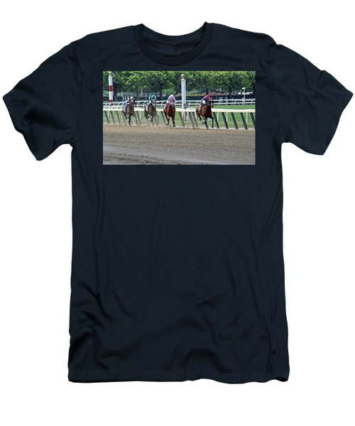 The Home Stretch Men's T-Shirt (Athletic Fit)