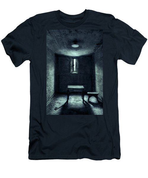 The House Of A Locked Mind Men's T-Shirt (Athletic Fit)