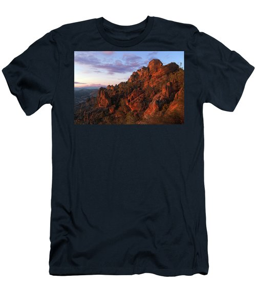 The Late Show Men's T-Shirt (Athletic Fit)