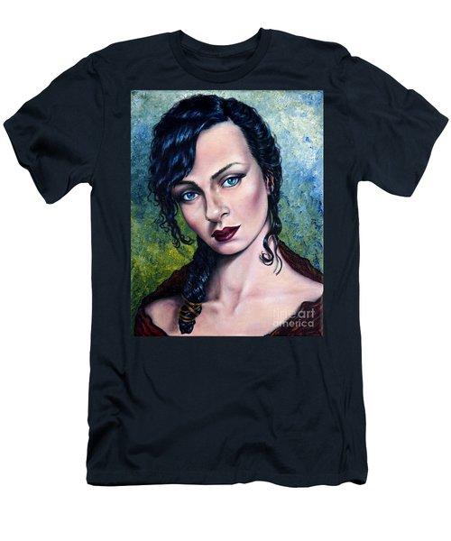 The Mistress Men's T-Shirt (Athletic Fit)