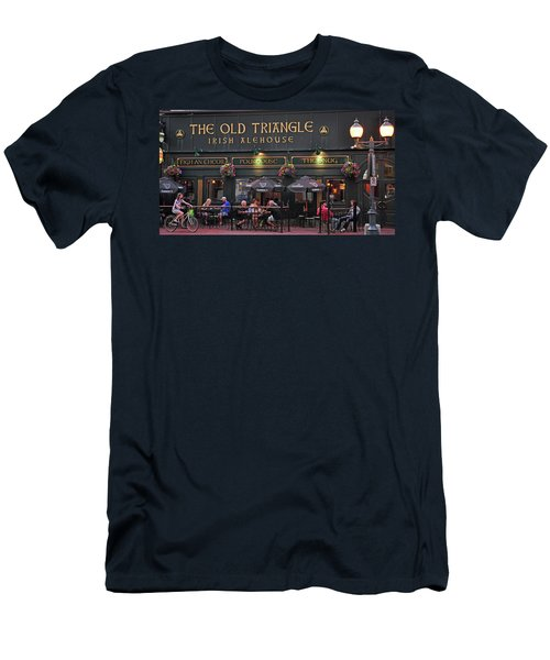 The Old Triangle Alehouse Men's T-Shirt (Athletic Fit)