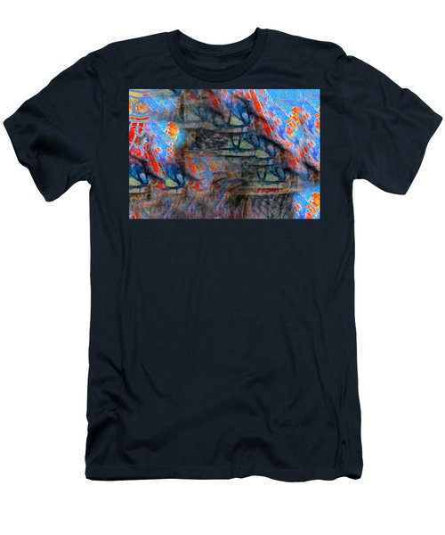 The Origins Of The Nabu  Men's T-Shirt (Athletic Fit)
