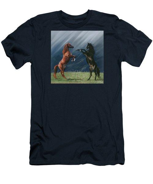 The Pledge Men's T-Shirt (Athletic Fit)