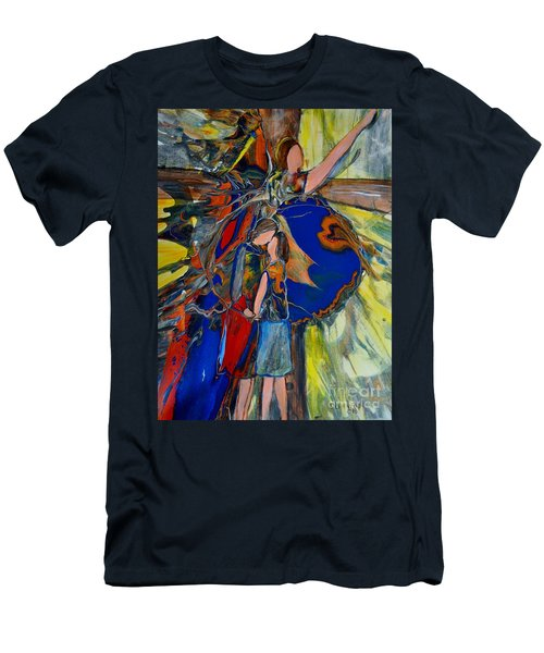 The Power Of Forgiveness Men's T-Shirt (Athletic Fit)