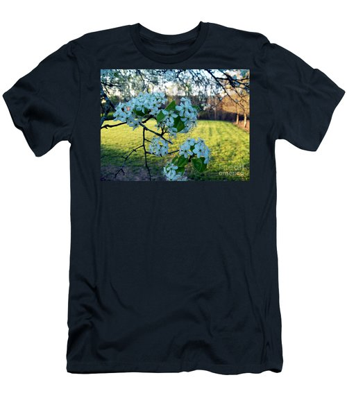 The Promise Of Spring 1c Men's T-Shirt (Athletic Fit)