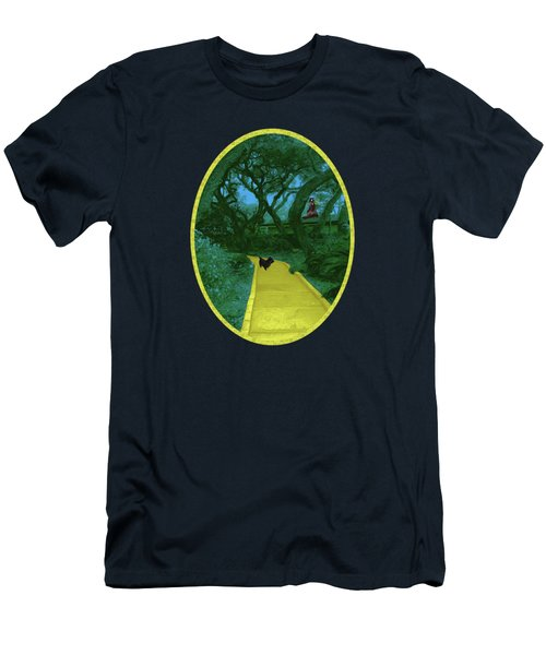 The Road To Oz Men's T-Shirt (Athletic Fit)