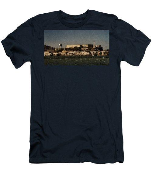 The Rock Alcatraz 1 Men's T-Shirt (Athletic Fit)