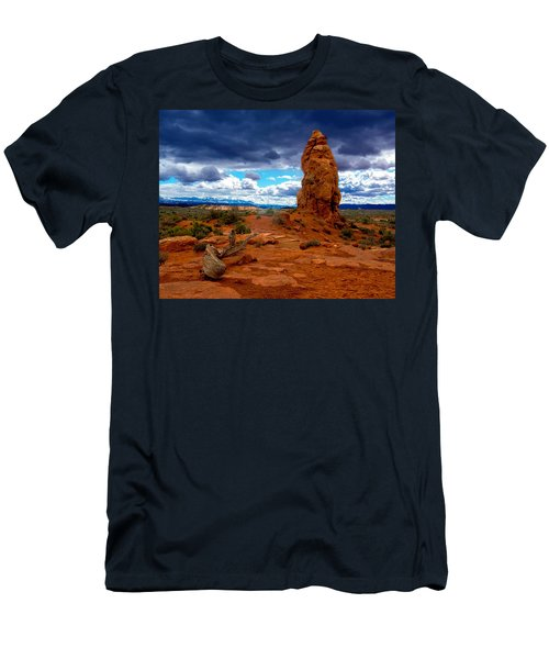 The Rock Men's T-Shirt (Athletic Fit)