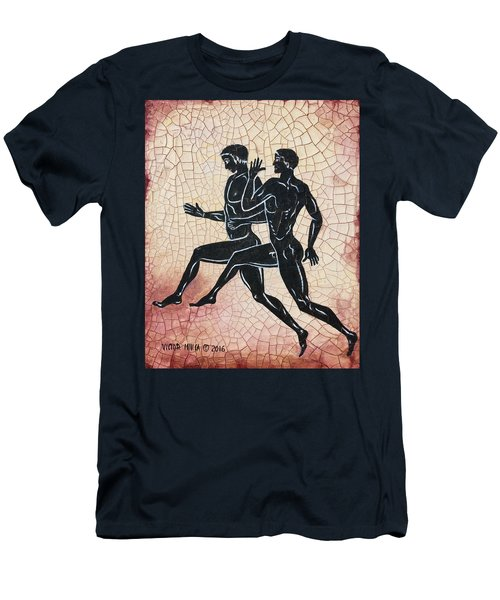 The Runners Men's T-Shirt (Athletic Fit)
