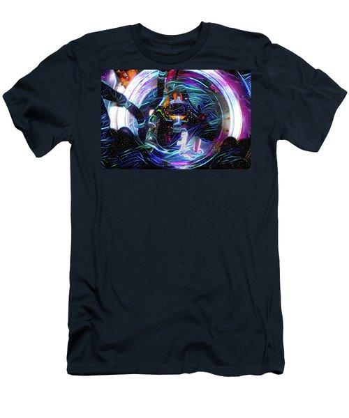 The Sat Diver Men's T-Shirt (Athletic Fit)