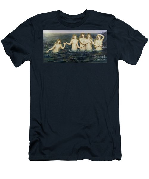 The Sea Maidens Men's T-Shirt (Athletic Fit)
