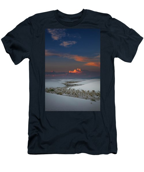 The Sea Of Sands Men's T-Shirt (Athletic Fit)