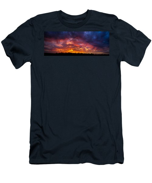 The Sentinel's Surprise Men's T-Shirt (Athletic Fit)