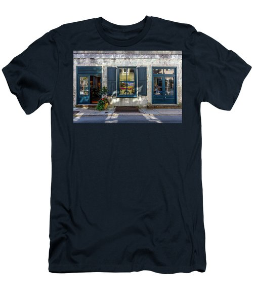The Streets Of Charleston Men's T-Shirt (Athletic Fit)
