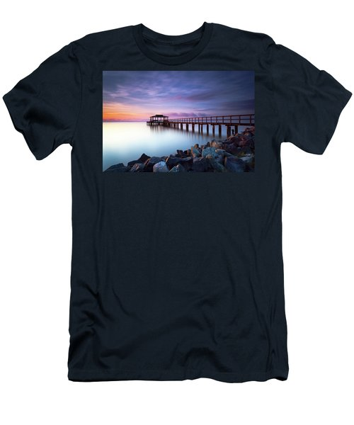 The Sun Watcher Men's T-Shirt (Athletic Fit)