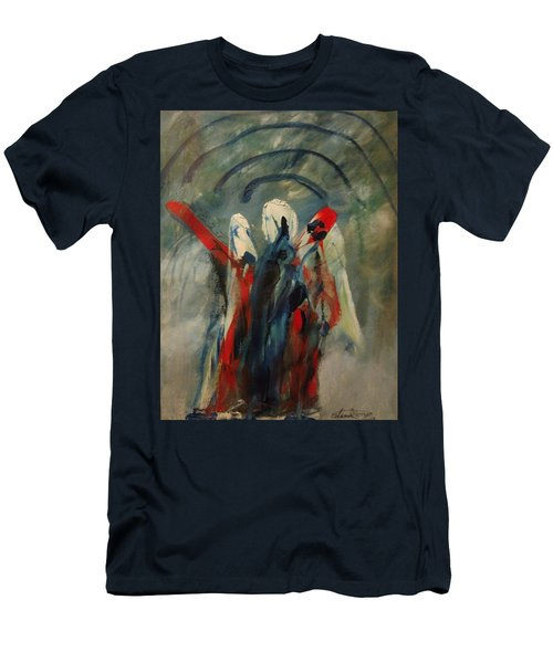 The Three Kings Of Christmas Men's T-Shirt (Athletic Fit)