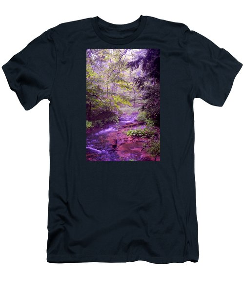The Wonder Of Nature Men's T-Shirt (Athletic Fit)