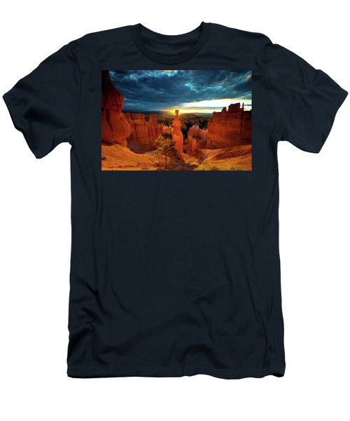 Thor's Hammer Men's T-Shirt (Athletic Fit)