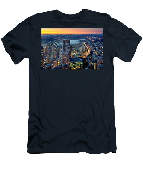 Threads Of Life Men's T-Shirt (Athletic Fit)