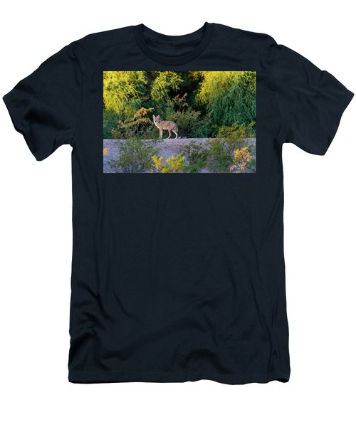 Today's Coyote Men's T-Shirt (Athletic Fit)
