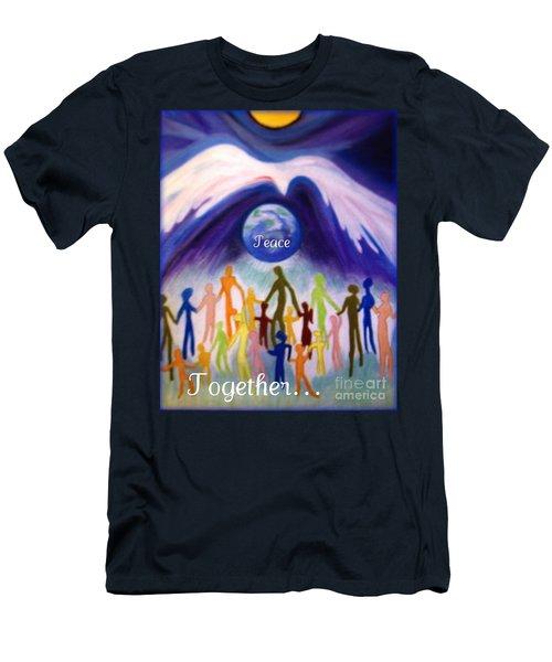 Together... Men's T-Shirt (Athletic Fit)