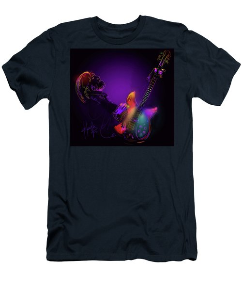 Tom Petty Tribute 1 Men's T-Shirt (Athletic Fit)