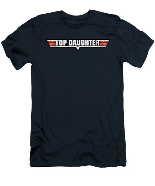 Top Daughter Callsign Men's T-Shirt (Slim Fit) by Fernando Miranda