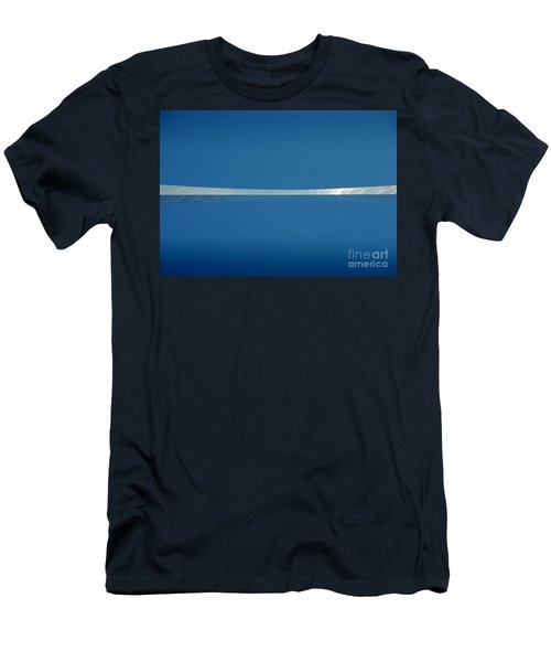 Men's T-Shirt (Athletic Fit) featuring the photograph Top Of The Arch by Peter Simmons